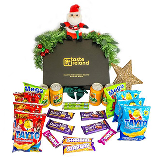 Irish Movie Time Hamper (FREE Delivery to Oz) image