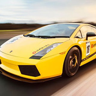 Lamborghini Gallardo Thrill image