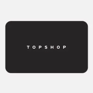 €220 Topshop Gift Voucher
