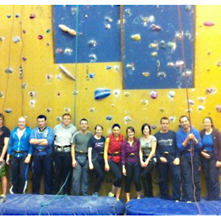 Rock Climbing Introduction Course