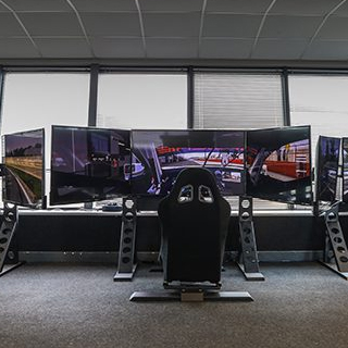 Pro-level Motorsport Simulator Experience