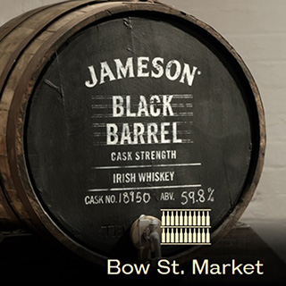 Jameson Bow St. Experience + Cask Draw image