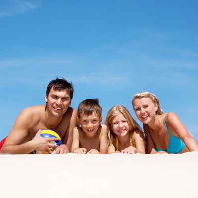€100 Family Holiday Voucher image