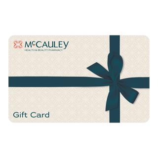 €40 McCauley Pharmacy Gift Voucher