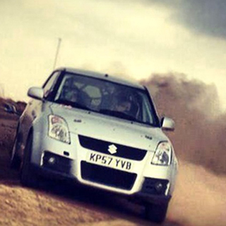 Extreme Rally Driving image