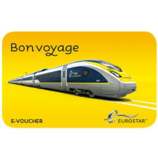 £50 Eurostar UK Voucher