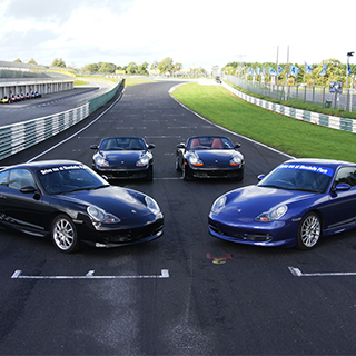 3x3x3 Supercar Experience image