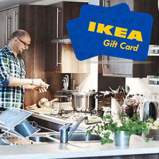 €25 IKEA Gift Voucher image