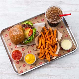 €30 Counter Burger Voucher