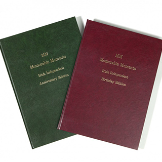 Special Date Books