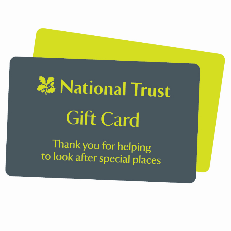 £50 National Trust UK Voucher