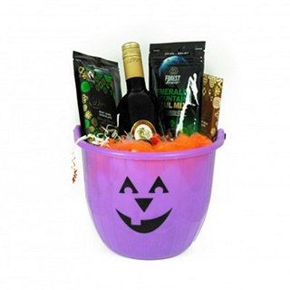 Adult Halloween Bucket Hamper