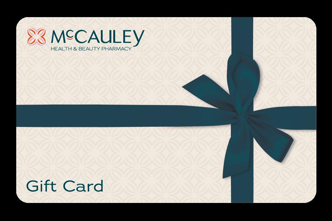 McCauley Gift Vouchers