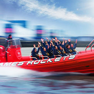 Thames Rocket Powerboating for Two image