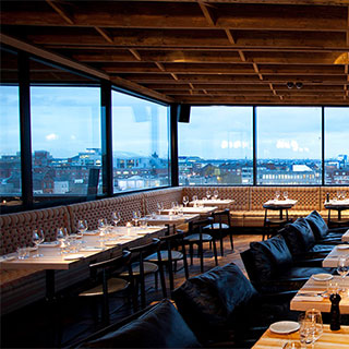 €60 Dublin Restaurant Voucher