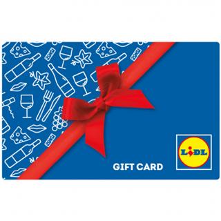 €125 Lidl Ireland Gift Voucher