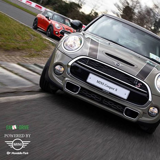 MINI Early Drive – First Gear image
