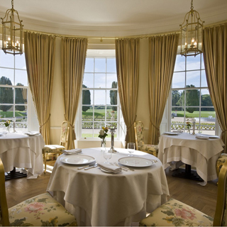 Castlemartyr Gourmet Dinner for 2