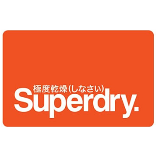 £25 Superdry UK Voucher