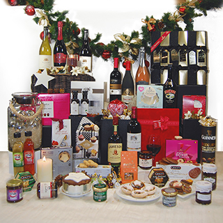 Xmas & Year Round Hampers