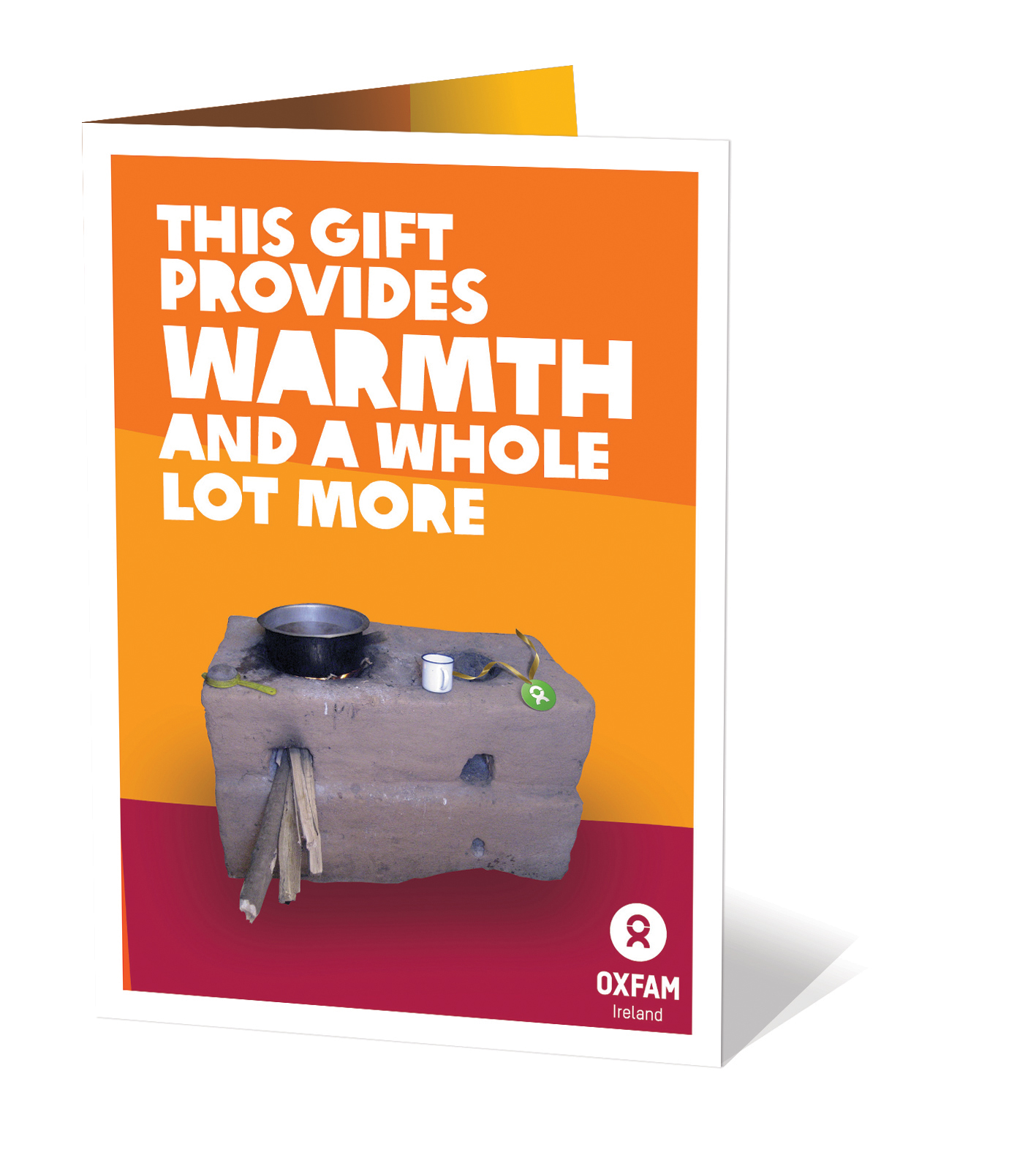 Oxfam Cooking Stove Gift image