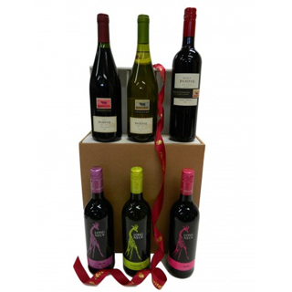 Long Neck & Alto Pampas Wine Hamper image