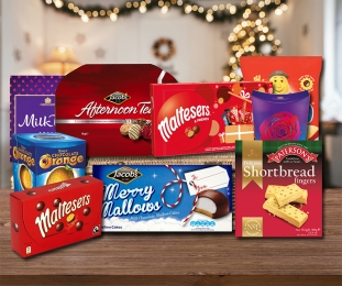 Taste of Christmas (FREE Delivery to USA) image