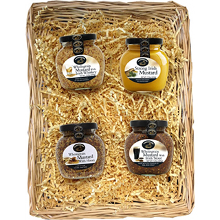 Lakeshore Mustard Hamper FREE Delivery To USA Image