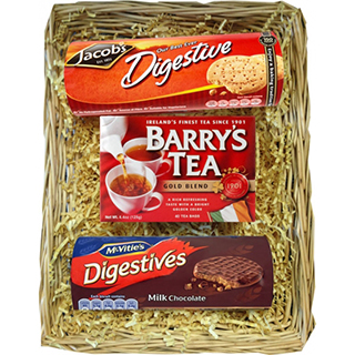 Time For Tea Hamper (FREE Delivery to USA) image
