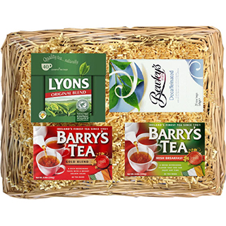 Irish Tea Tasting Hamper (FREE Delivery to USA) image