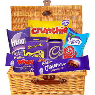 Death By Chocolate Hamper (FREE Delivery USA) image
