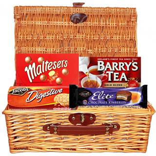 Time Out Irish Gift Basket (FREE Delivery to USA) image