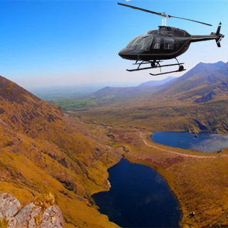 20km Helicopter Taster Flight for 1 image