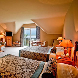 €500 Lake Hotel Gift Voucher image
