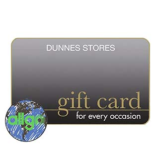 Dunnes Voucher + Donation