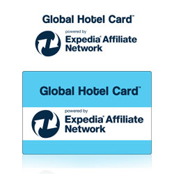 €200 Global Hotel Card image
