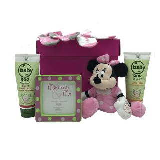 Minnie Mouse & Baby Frame image
