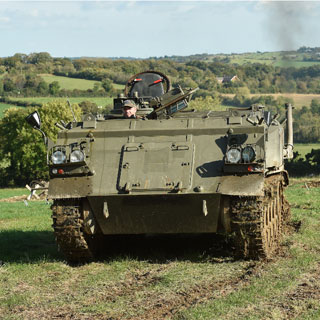Tank Driving Experience (REDEMPTION ONLY)