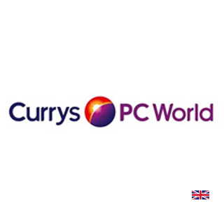 £25 Currys PC World UK Voucher