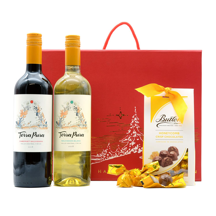 Terrapura Duo Wine Hamper