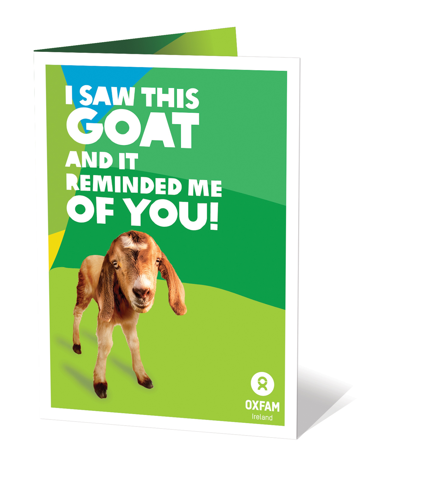 Oxfam Gift of a Goat image