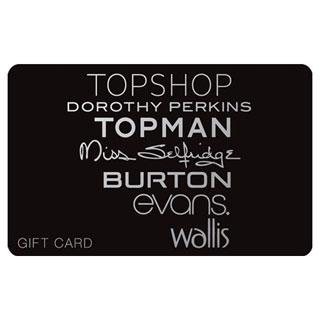 €60 Topman Gift Voucher