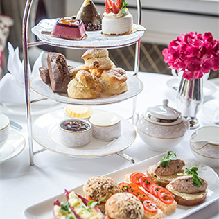 Gluten Free Afternoon Tea for Two image