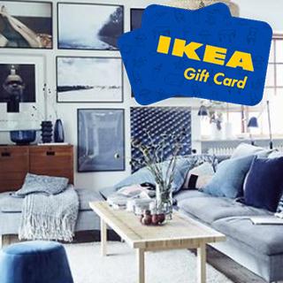 €120 IKEA Gift Voucher