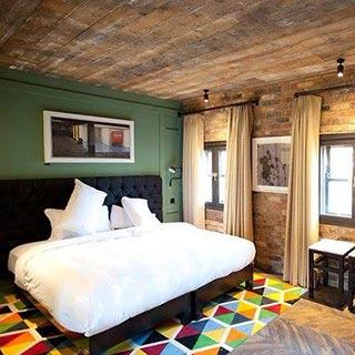 €300 Dean Hotel Voucher image