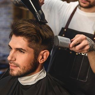 Grafton Barber Shampoo & Restyle image