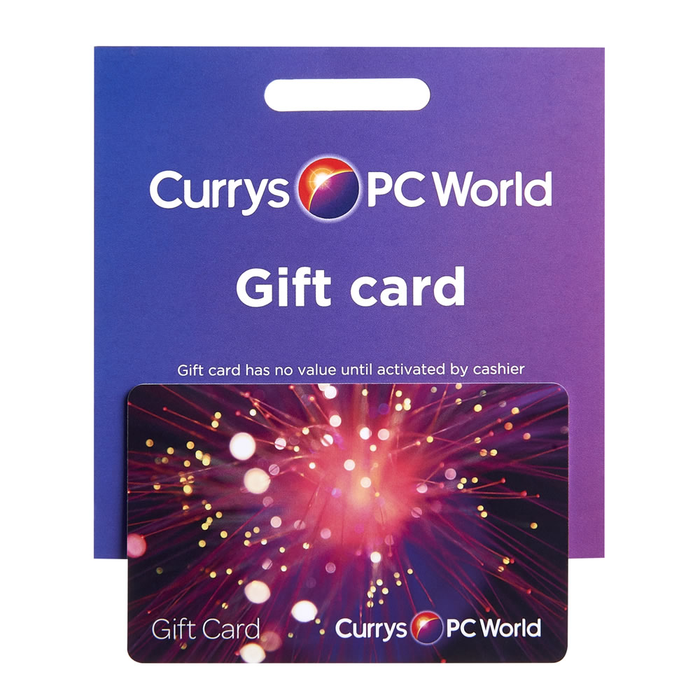 €300 Currys & PC World Voucher image