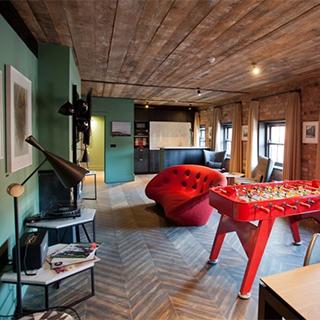€400 Dean Hotel Voucher