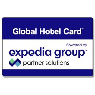 €300 Global Hotel Card