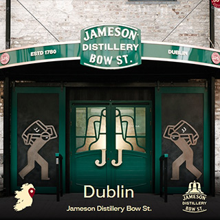 Jameson Bow St. Experience + Secret Tasting image